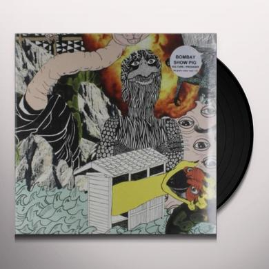 Bombay Show Pig VULTURE/PROVIDER Vinyl Record