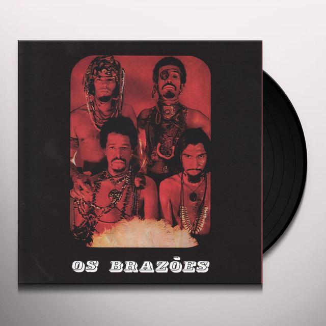 OS BRAZOES Vinyl Record