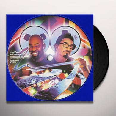 Frankie Knuckles GET OVER U Vinyl Record - Holland Import