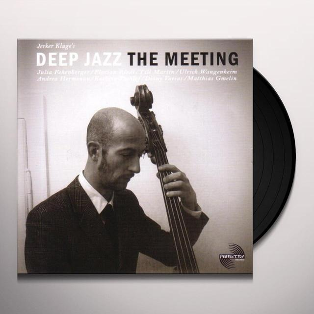 Deep Jazz MEETING (GER) Vinyl Record