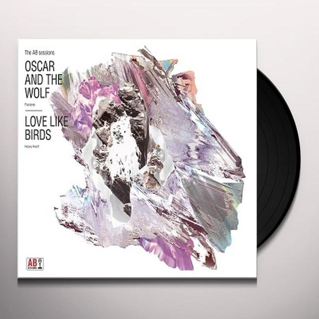 Oscar & The Wolf ABTV SESSIONS Vinyl Record - Holland Release
