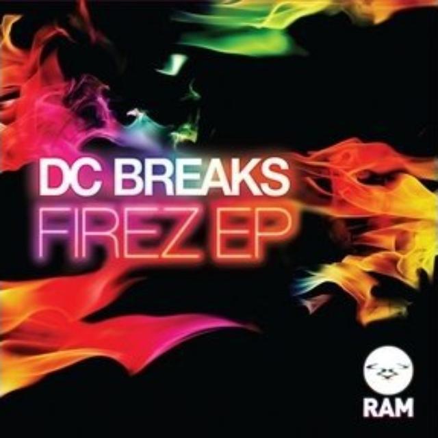 Dc Breaks FIREZ Vinyl Record