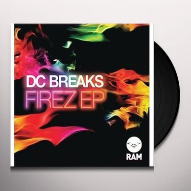 Dc Breaks FIREZ Vinyl Record