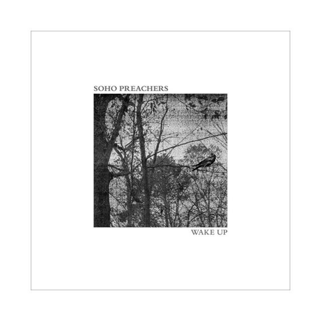 Soho Preachers WAKE UP Vinyl Record