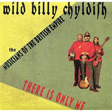 Billy Childish THERE IS ONLY ME Vinyl Record