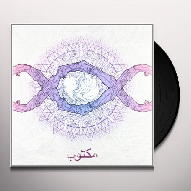 Zippo MAKTUB Vinyl Record
