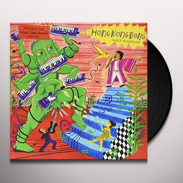Hong Kong Dong SWEET SENSATION Vinyl Record - Holland Import