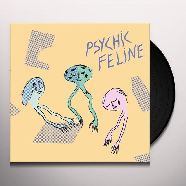 Psychic Feline WHITE WALLS Vinyl Record