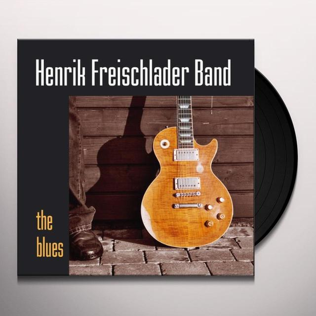 Henrik Freischlader Band BLUES Vinyl Record