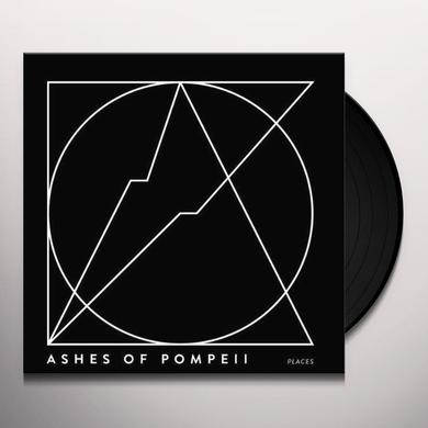 Ashes Of Pompeii PLACES Vinyl Record - Portugal Import