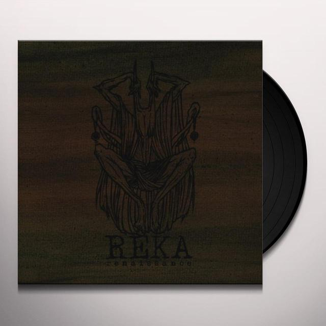 Reka RENAISSANCE (BROWN VINYL) Vinyl Record