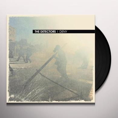 Detectors DENY LIMITED EDITION+POSTER & DOWNLOAD Vinyl Record