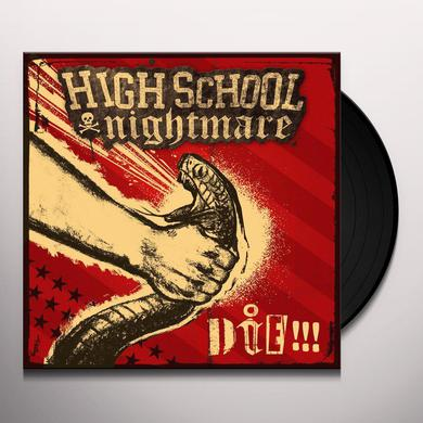 Highschool Nightmare DIE!!! Vinyl Record
