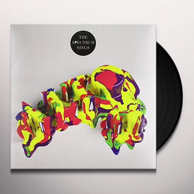 Alto45 SPECTRUM SINGS Vinyl Record