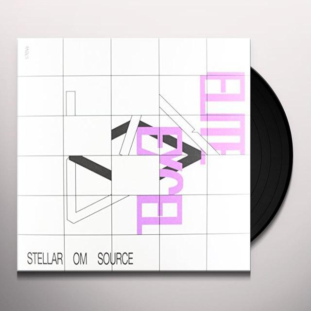 Stellar Om Source ELITE EXCEL Vinyl Record - Canada Import