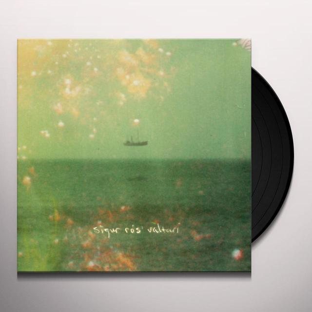 Sigur Rós VALTARI Vinyl Record - UK Release