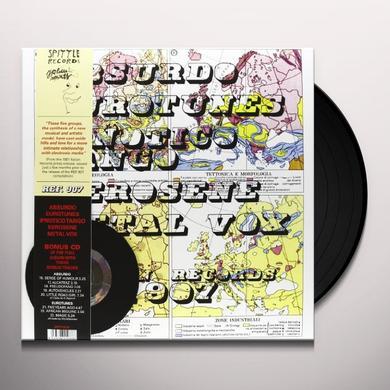 REF. 907 Vinyl Record