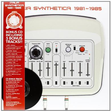 ITALIA SYNTHETICA 1981-1985 Vinyl Record