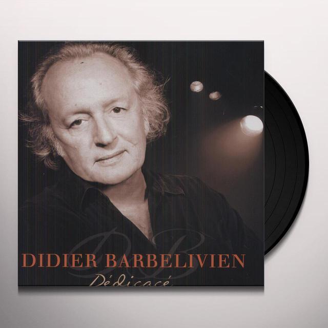 Didier Barbelivien DEDICACE Vinyl Record