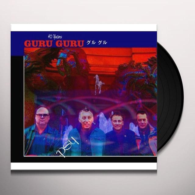 Guru Guru PSY (GER) Vinyl Record