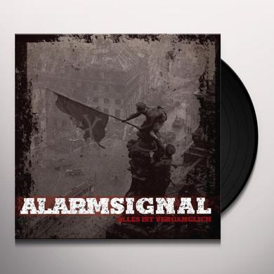 Alarmsignal ALLES IST VERGAENGLICH (GER) Vinyl Record