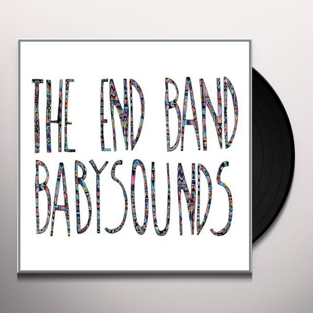 End Band BABYSOUNDS (GER) Vinyl Record