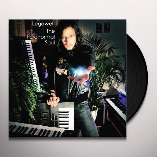 Legowelt PARANORMAL SOUL (GER) Vinyl Record