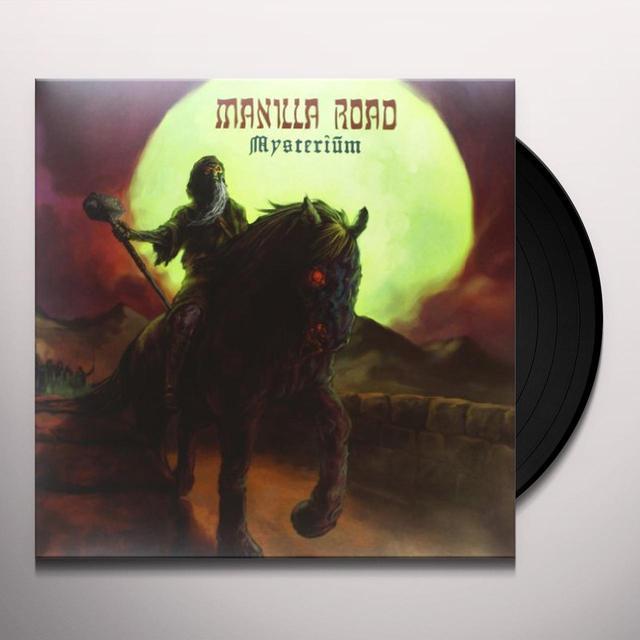Manilla Road MYSTERIUM (GER) Vinyl Record