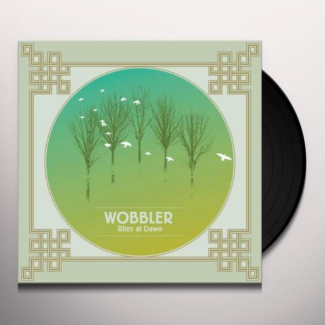 Wobbler RITES AT DAWN Vinyl Record - UK Import