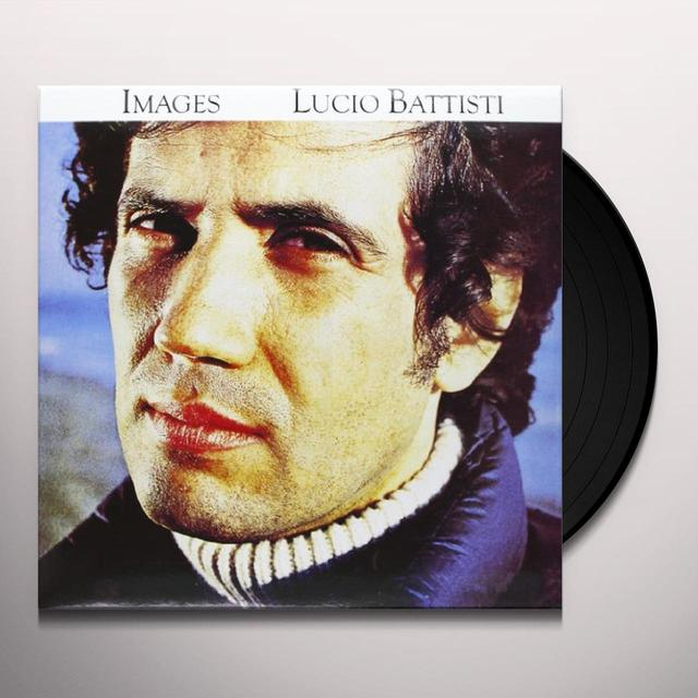 Lucio Battisti IMAGES Vinyl Record - Italy Import