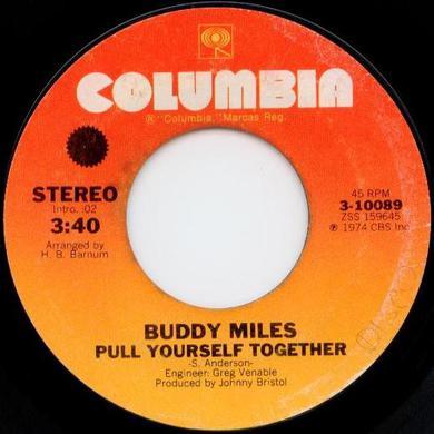 Buddy Miles I'M JUST A KISS AWAY Vinyl Record