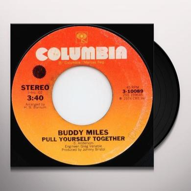 Buddy Miles I'M JUST A KISS AWAY Vinyl Record - UK Import