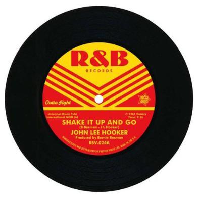Herb Big Daddy/John Lee Hooker Zane SHAKE IT UP & GO Vinyl Record