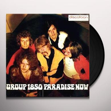 Group 1850 PARADISE NOW Vinyl Record - Holland Release