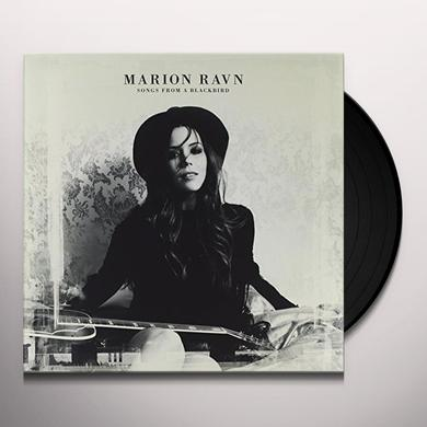 Marion Ravn SONGS FROM A BLACKBIRD Vinyl Record - Holland Release