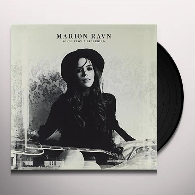 Marion Ravn SONGS FROM A BLACKBIRD Vinyl Record - Holland Import