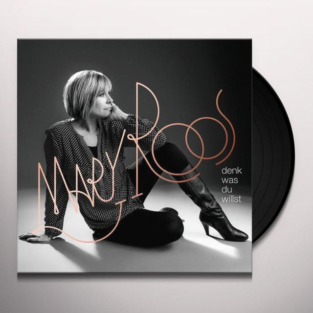 Mary Roos DENK WAS DU WILLST (GER) Vinyl Record