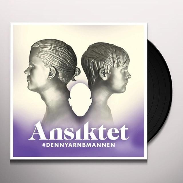 Ansiktet DENNYARNBMANNEN Vinyl Record - Sweden Import