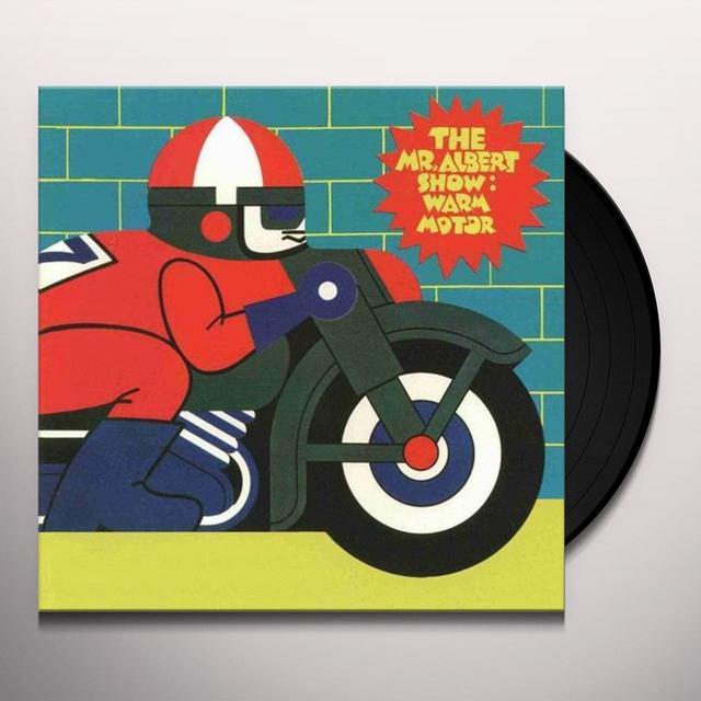 Mr. Albert Show WARM MOTORS-HQ/REMAST- Vinyl Record