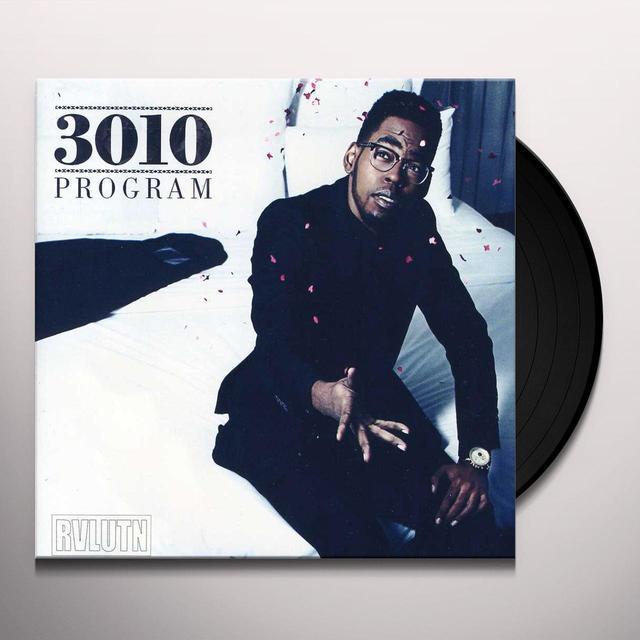 3010 PROGRAM Vinyl Record