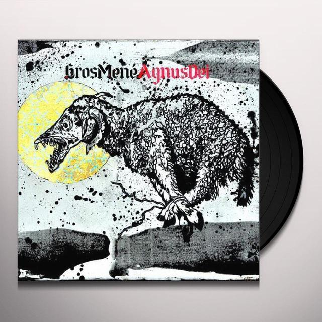 Gros Mene AGNUS DEI Vinyl Record - Canada Import