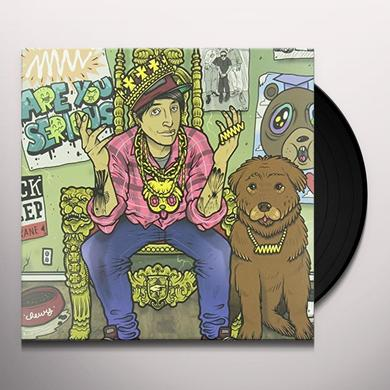 Anami Vice ARE YOU SERIOUS Vinyl Record - Canada Import
