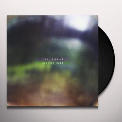Zolas ANCIENT MARS (COLOURED VINYL) Vinyl Record