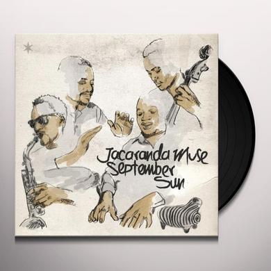 Jacaranda Muse SEPTEMBER SUN (FRA) Vinyl Record