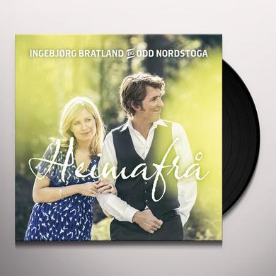 Ingebjorg Bratland HEIMAFRA Vinyl Record