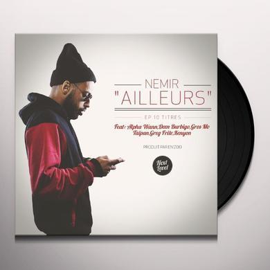 Nemir AILLEURS (FRA) Vinyl Record