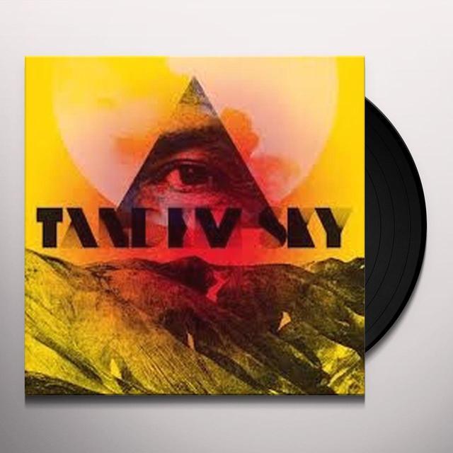 TANDEM SKY Vinyl Record - Sweden Release