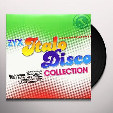 ZYX ITALO DISCO COLLECTION (GER) Vinyl Record