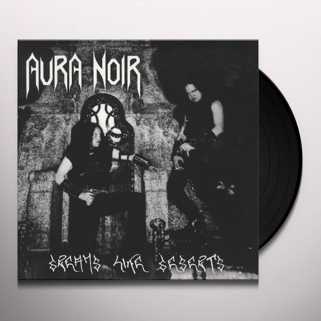 Aura Noir DREAMS LIKE DESERTS (GER) Vinyl Record