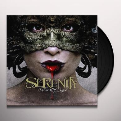 Serenity WAR OF AGES (LIMITED EDITION) Vinyl Record